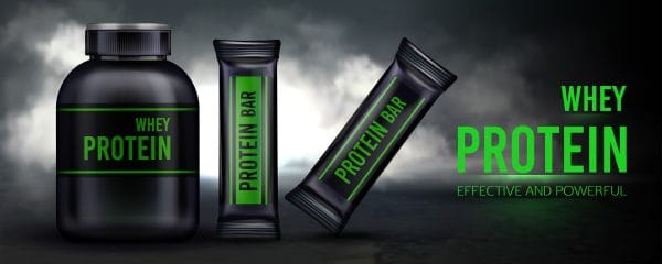 whey protein bar private label